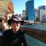 enjoying Sydney