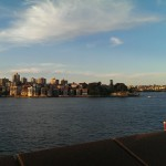 view from Opera House