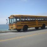 School Bus at Avila