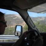 Drive to Santa Barbara
