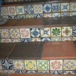 steps at PANCHOS